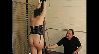 Inexperienced Teen Whipping