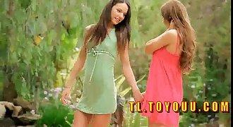 Young pretty lesbians 18