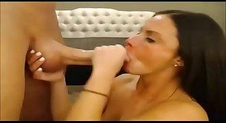 Petite Whore Vs. Giant Cock