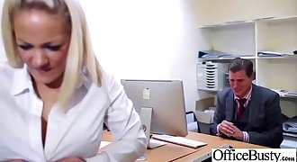 Hard Sex Activity With Whore Big Tits Office Girl (lou lou) video-26