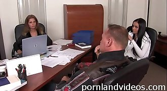 petite lawyer girl got fat big shaft assfuck fuck in her office