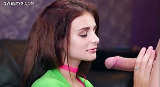 Kate Rich skinny teenage anal fucked by Jean-Marie Corda